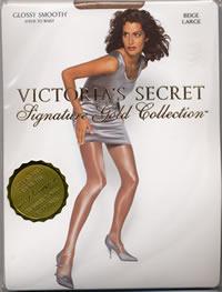 Victoria's Secret Glossy Smooth Pantyhose