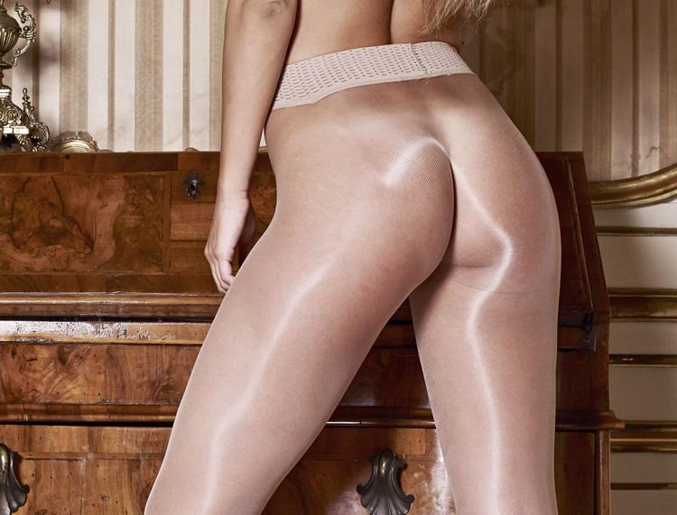 Cecilia de Rafael Libero seamless pantyhose