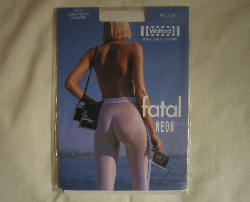 Wolford Fatal Neon Package