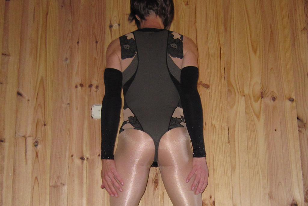 Wolford Dakota Bodysuit - front view